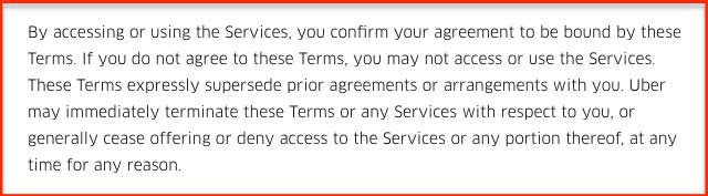 Mobile App Terms Conditions Template Writing Guide Termly - Terms and conditions template for services