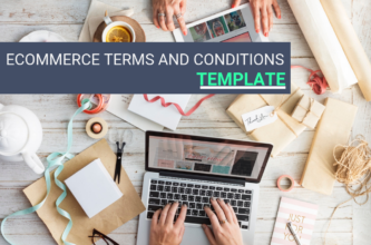 Ecommerce Terms and Conditions Template Feature Image
