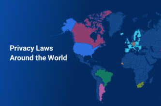 New privacy laws and regulations around the world
