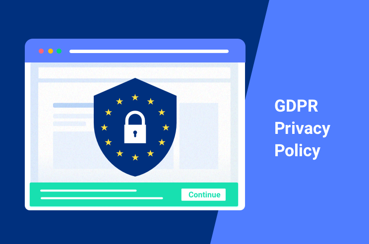GDPR Privacy Policy Template Download Image