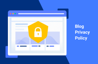 blog privacy policy featured image