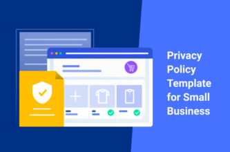 Privacy Policy Template for Small Business featured image