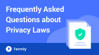Frequently asked questions and answers about privacy laws