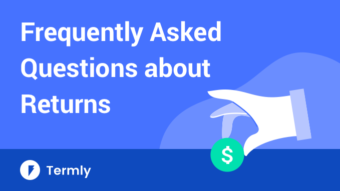 Frequently asked questions and answers about returns